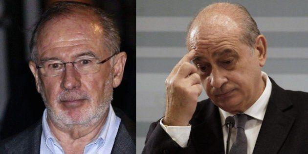 Fernández Díaz se reunió con Rato en Interior el 29 de