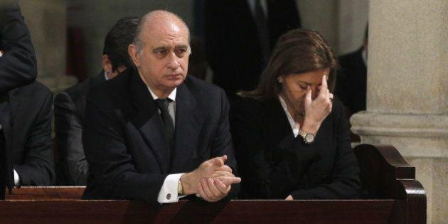 Interior dice que la reunión entre Rato y Fernández Díaz fue