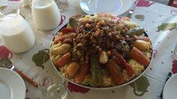 Cuscús con carne y verduras: la receta marroquí para un plato completo