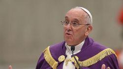 El chiste del papa:
