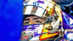 Espectacular Carlos Sainz es su primera calificación en la