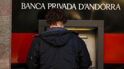 Detenido el consejero delegado de Banca Privada de