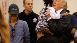 Trump vuelve a Texas para reunirse con los afectados por el huracán