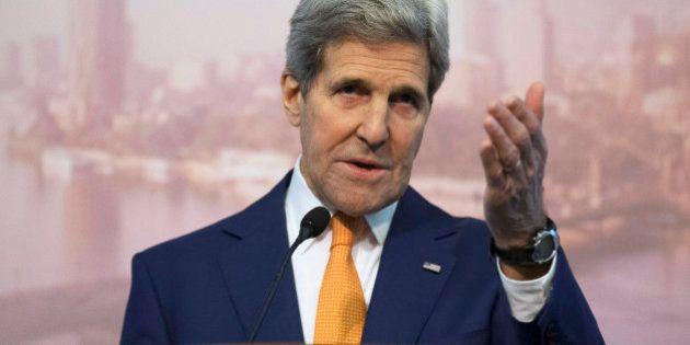 Kerry reconoce que