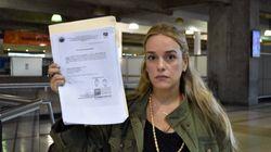 Tintori denuncia que las autoridades le han prohibido salir de Venezuela tras ser