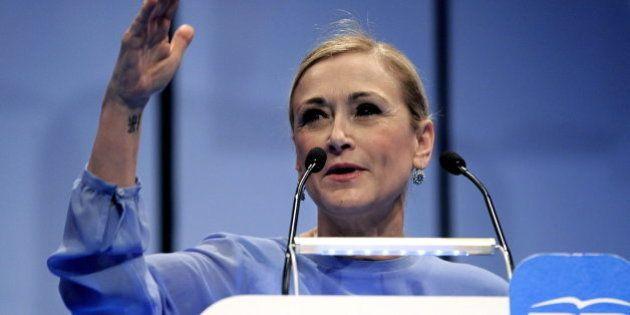 9 promesas de Cristina Cifuentes si gana en