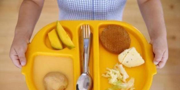 Escuelas sin cocina, un recorte al Estado de