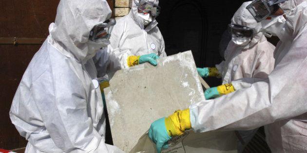 La lección de los delitos de amianto que han quedado