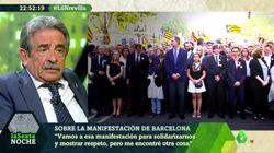 El detalle estilístico de la manifestación de Barcelona del que se lamenta