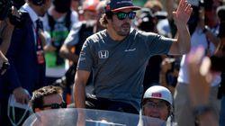 Fernando Alonso vive el colmo del gafe en