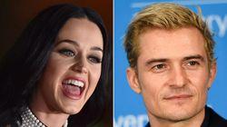 Katy Perry y Orlando Bloom se lo pasan en grande con el juego de la