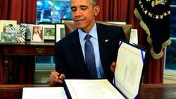 Sale a la luz el contenido de la carta que Obama le escribió a