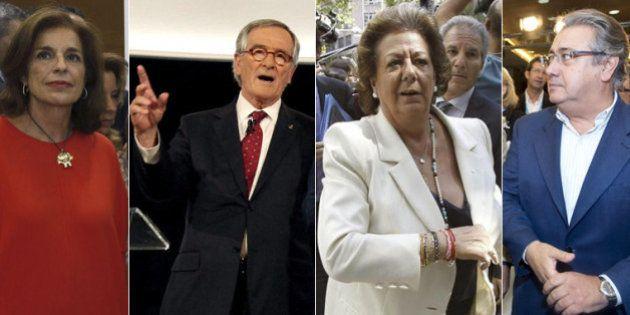 Promesas electorales de 2011 incumplidas en Madrid, Barcelona, Sevilla y