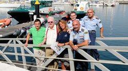 El radioaficionado que ayuda a navegantes:
