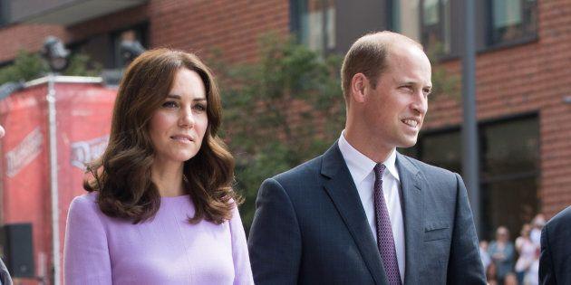 Guillermo de Inglaterra y Catalina Middleton esperan su tercer