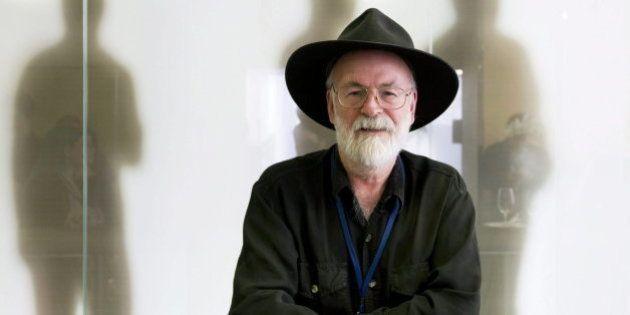 Confío sinceramente en que Terry Pratchett