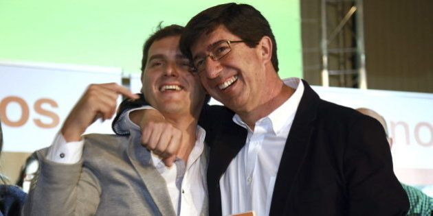 Ciudadanos descarta un pacto con Díaz: