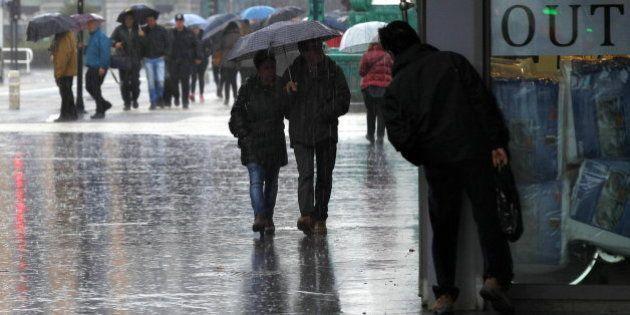 Catorce provincias en alerta amarilla por nevadas y