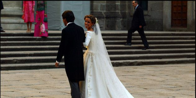José María Aznar y Ana Aznar