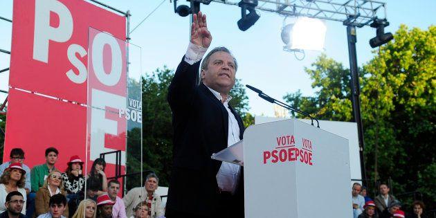 Carmona no se presentará para liderar el PSOE de