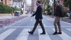 Diario de campaña en Andalucía: el candidato