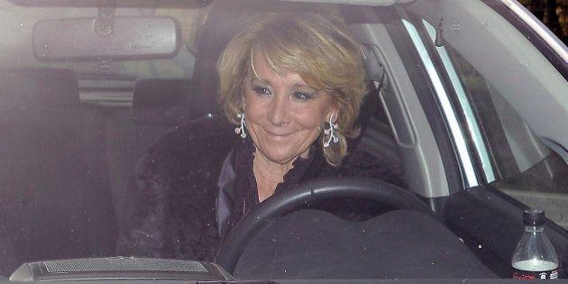 Esperanza Aguirre, otra