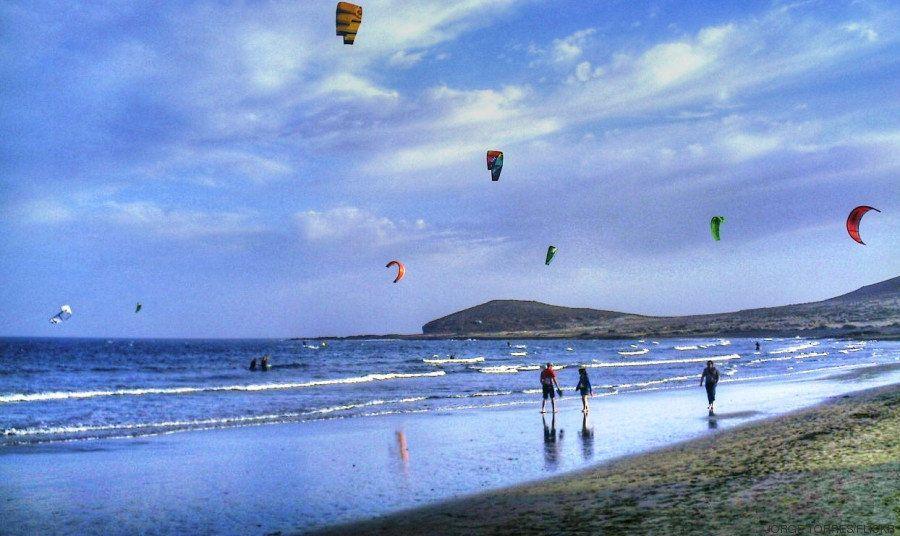 Playas con bandera azul donde darse un chapuzón a bajo coste