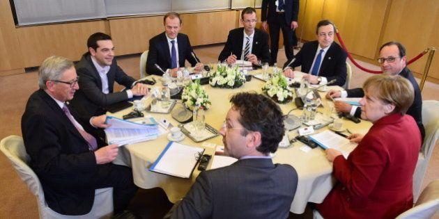 Rajoy se queda fuera de la 'minicumbre' sobre Grecia de los líderes de la