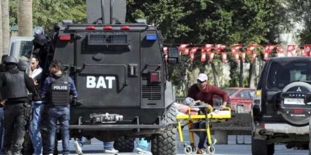 Los terroristas abatidos tenían explosivos, según el presidente de