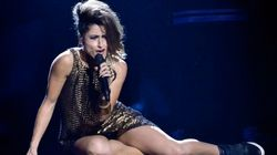 Barei se descuelga de los favoritos a ganar Eurovisión