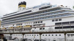 Llegan a España los dos cruceros con víctimas de
