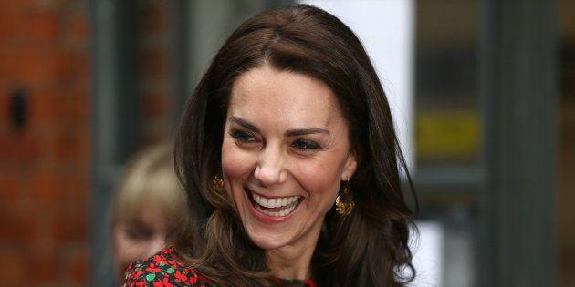 Catalina de Cambridge en un acto en Londres en diciembre de