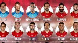 Asenjo, Vitolo, Mario Suárez y Morata, novedades en la lista de Del