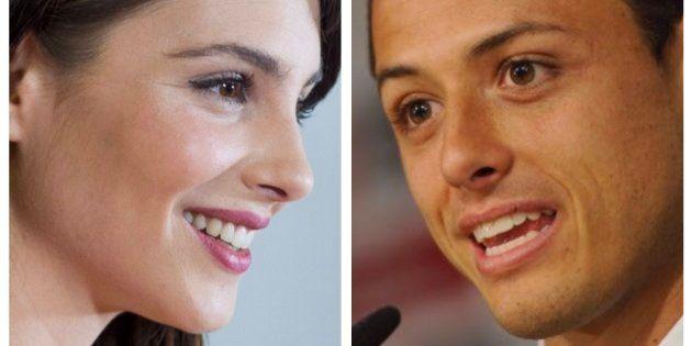 Chicharito y su amor desenfrenado hacia su novia Andrea Duro: