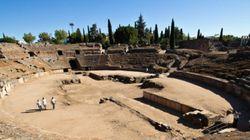 El anfiteatro de Mérida se salva de convertirse en una pista de