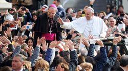 El Papa Francisco en Nápoles: