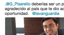 El tuit xenófobo de Xavier García Albiol que indigna a Colau, Junqueras y Rufián (y a miles de personas