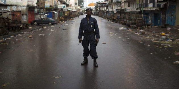 Sierra Leona ordena tres días de confinamiento nacional por el