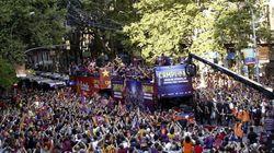 ¡¡Tota Barcelona és un clam!!