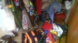 Lo que encontré al limpiar la habitación de mi