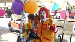 14 años haciendo el payaso en McDonald's para