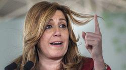 Susana Díaz, la primera mujer del PSOE que gana unas elecciones