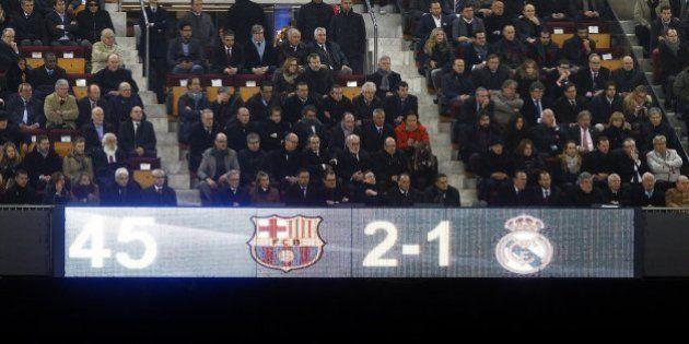 El Barcelona-Real Madrid, en seis momentos