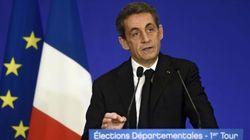 El partido de Sarkozy frena a la ultraderecha en las