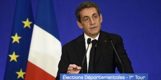 El partido de Sarkozy frena a la ultraderecha en las elecciones departamentales de
