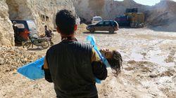 La ONU sostiene que la Fuerza Aérea siria fue responsable de un ataque en abril con gas