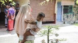 Bangladesh, a toda costa: el drama de los rohingyas que escapan de la