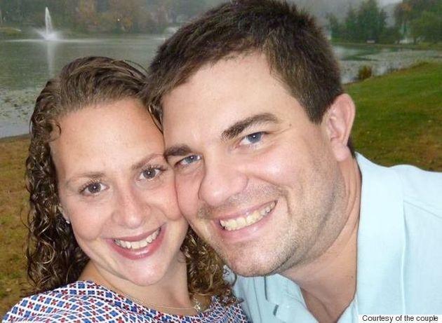 Ya casados descubrieron en un vídeo que se habían cruzado 16 años antes de