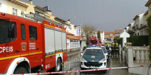 Explosión en una vivienda de Numancia de la Sagra (Toledo): un