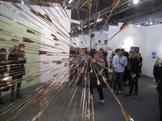 Lo más espectacular de la Semana del Arte de Nueva